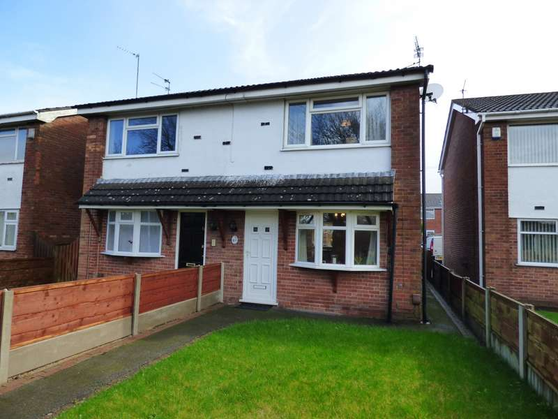 2 Bedrooms Semi Detached House for sale in Minsmere Walks Offerton Stockport