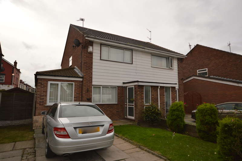 2 Bedrooms Semi Detached House for sale in Deepdale Avenue, Bootle, Liverpool, L20