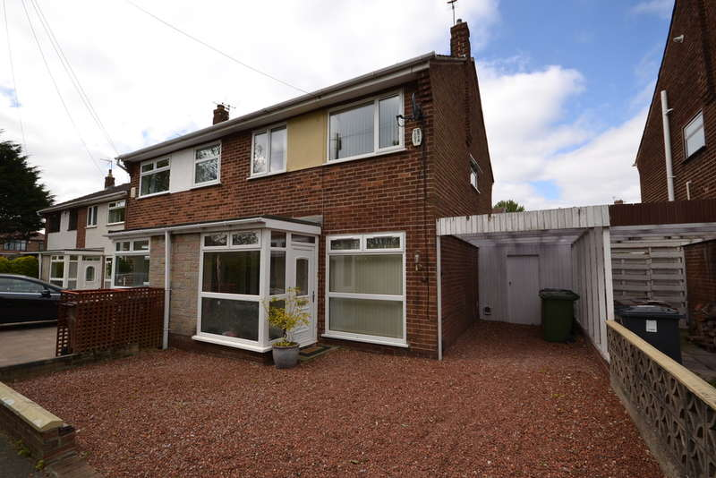 3 Bedrooms Semi Detached House for sale in Ronald Close, Waterloo, Liverpool, L22