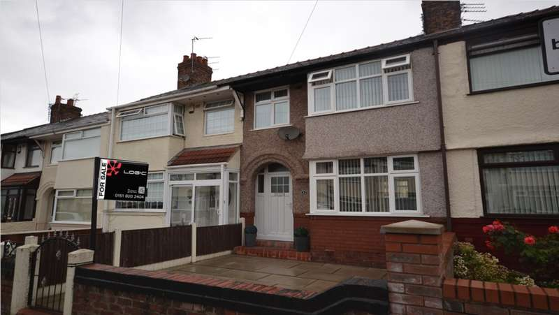 3 Bedrooms Terraced House for sale in St. Austells Road, Walton, Liverpool, L4