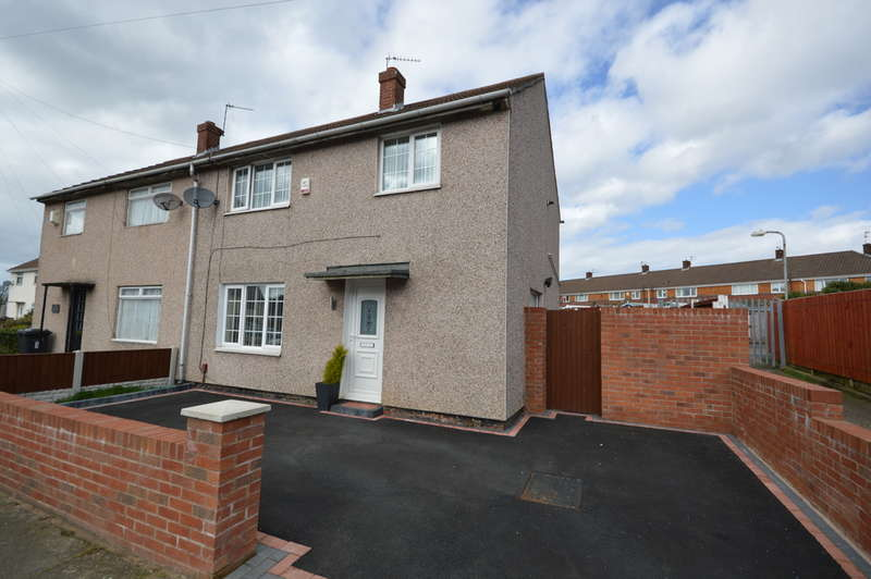 3 Bedrooms Semi Detached House for sale in Fatherside Drive, Bootle, Bootle, L30