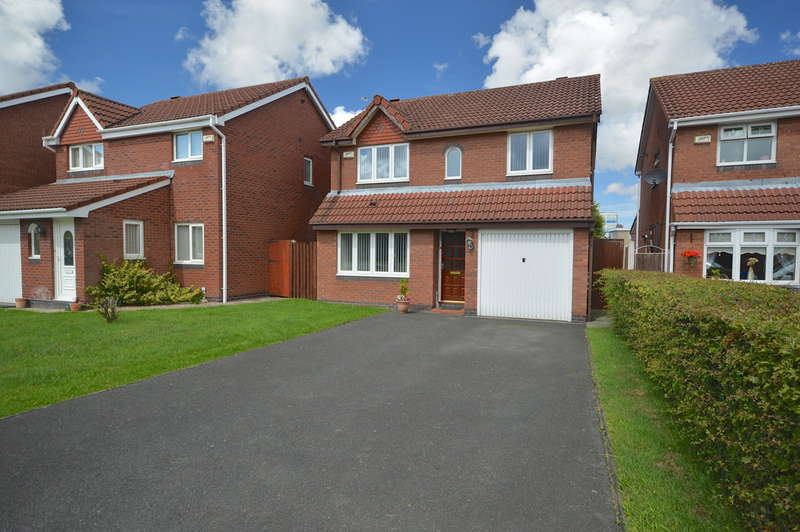 4 Bedrooms Detached House for sale in Moorbridge Close, Netherton, Liverpool, L30