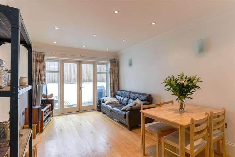 2 Bedrooms Apartment Flat for sale in Blackstock Road, Finsbury Park, London, N4