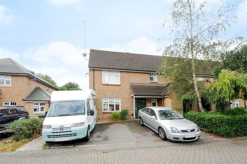 1 Bedroom Maisonette Flat for sale in Waterlily Close, Basingstoke, RG21