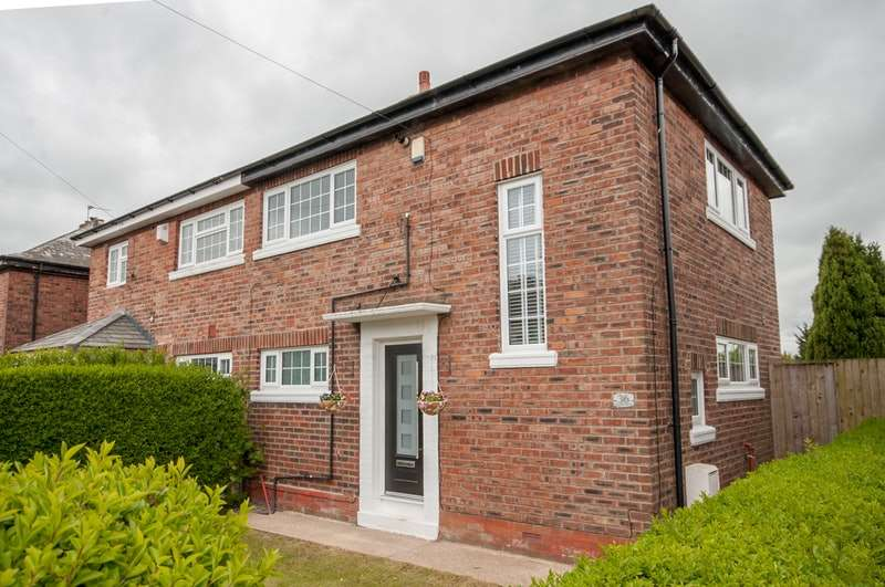 3 Bedrooms Semi Detached House for sale in Southern Parade, Preston, Lancashire, PR1