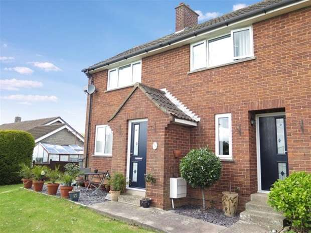 3 Bedrooms Terraced House for sale in Burcott Road, Wells