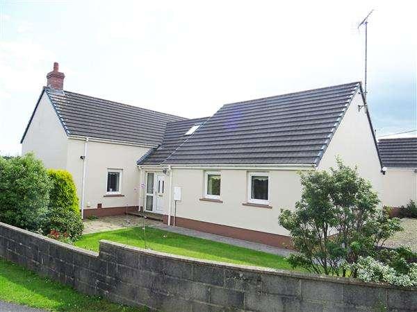 4 Bedrooms Detached House for sale in Briarley, The Gail, Llangwm, Llangwm