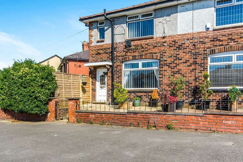 3 Bedrooms Semi Detached House for sale in Wood Street, Shaw, Oldham, OL2