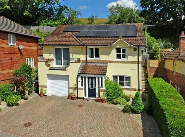 5 Bedrooms Detached House for sale in St Peters Mount, Redhills, EXETER, Devon