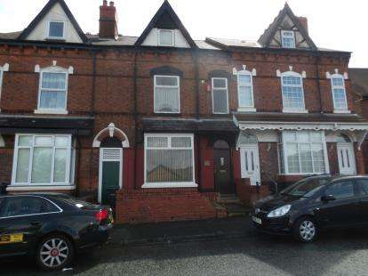 3 Bedrooms Terraced House for sale in Bearwood Road, Smethwick, West Midlands