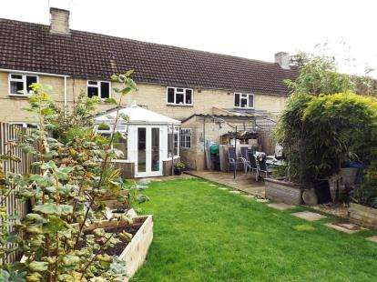 4 Bedrooms Terraced House for sale in Rectory Lane, Avening, Tetbury