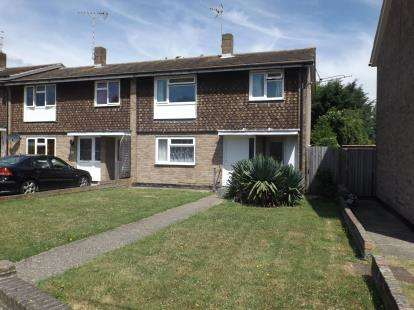3 Bedrooms End Of Terrace House for sale in Wickford, Essex