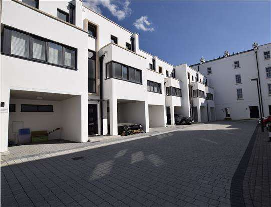 3 Bedrooms End Of Terrace House for sale in OPEN EVENT - REGENCY PLACE, Winchcombe Street, CHELTENHAM, Glos, GL52 2LZ