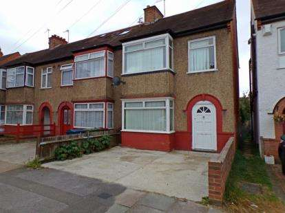 4 Bedrooms End Of Terrace House for sale in Parkfield Road, Harrow, Middlesex