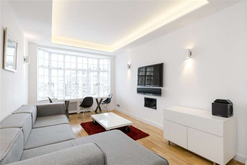 2 Bedrooms Flat for sale in St. Mary Abbots Court, Warwick Gardens, London, W14