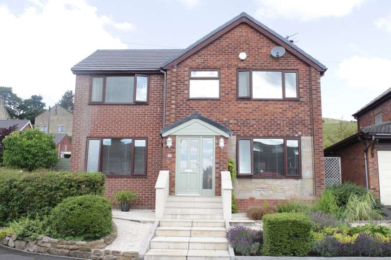 4 Bedrooms Detached House for sale in Carrwood Hey, Ramsbottom, Greater Manchester, BL0