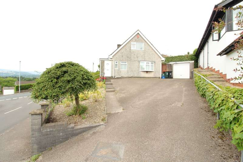 3 Bedrooms Detached Bungalow for sale in Wentworth Close, Bassaleg, Newport, NP10