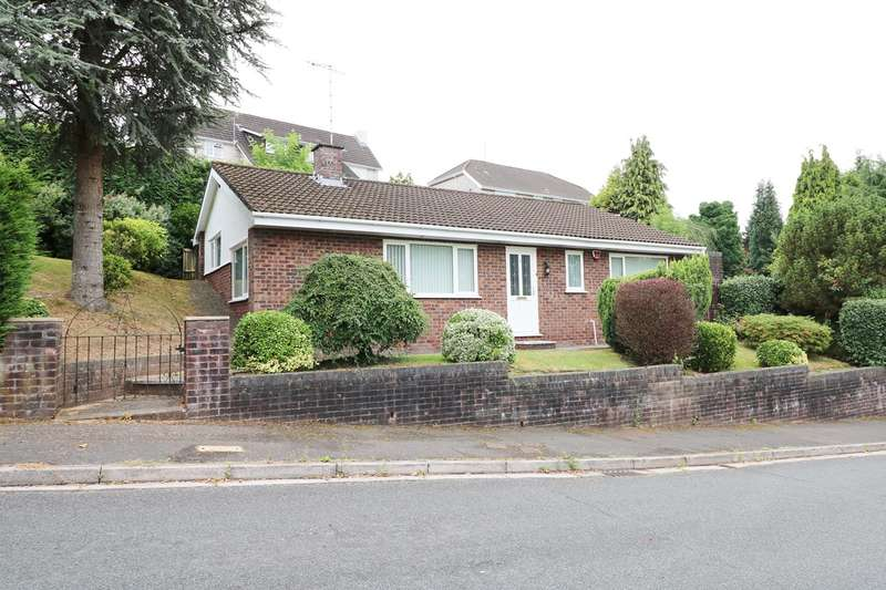 3 Bedrooms Detached Bungalow for sale in Grove Park Drive, NEWPORT, NP20