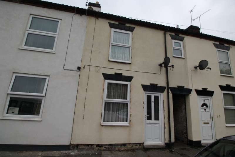 2 Bedrooms Property for sale in Curzon Street, Burton-On-Trent, DE14