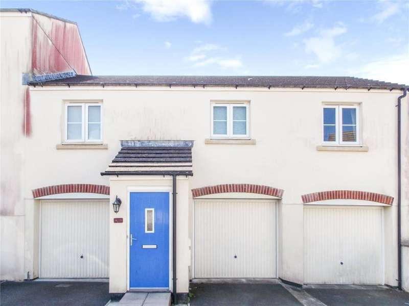 2 Bedrooms Flat for sale in Bluebell Way, Launceston, Cornwall