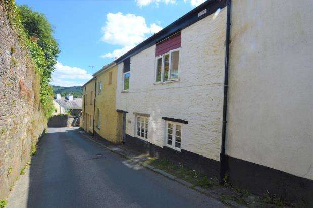 1 Bedroom End Of Terrace House for sale in Silver Street, Buckfastleigh, Devon