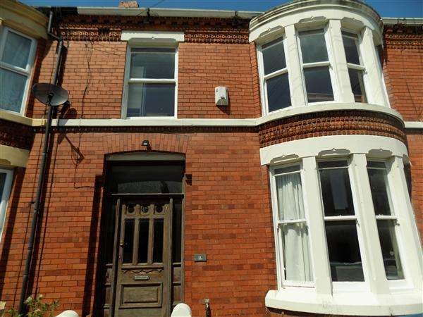 5 Bedrooms Terraced House for rent in Peterborough Road, Liverpool