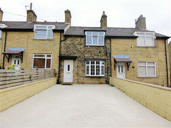 2 Bedrooms Terraced House for sale in Quarmby Road, Huddersfield