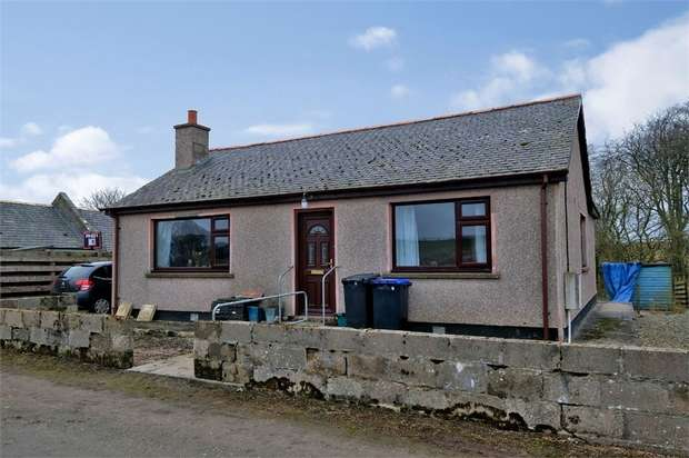 3 Bedrooms Detached House for sale in Longside, Peterhead, Aberdeenshire