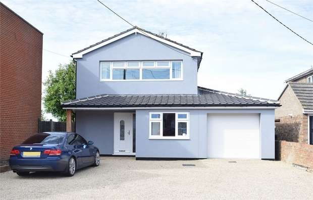 5 Bedrooms Detached House for sale in North End, Southminster, Essex
