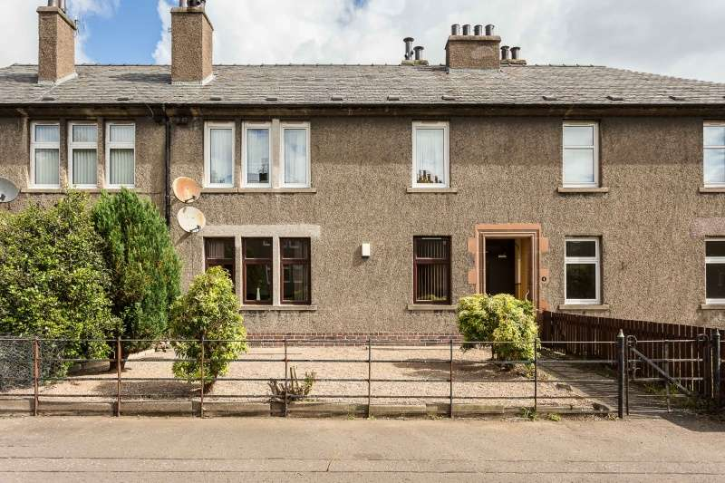 2 Bedrooms Ground Flat for sale in Kerrsview Terrace, Dundee, Angus, DD4 9BH