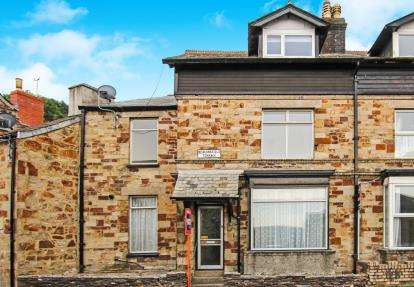 4 Bedrooms End Of Terrace House for sale in Bodmin, Cornwall