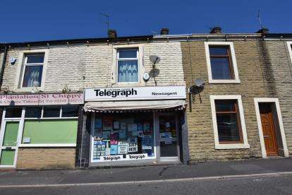 2 Bedrooms Terraced House for sale in Plantation Street, Accrington, Lancashire