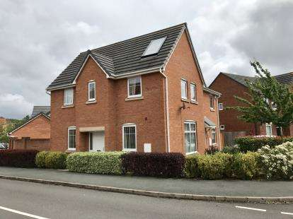 House for sale in Sutton Avenue, Silverdale, Newcastle, Staffordshire