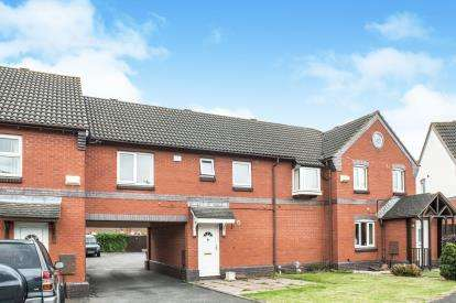2 Bedrooms Terraced House for sale in Chestnut Road, Abbeymead, Gloucester, Gloucestershire