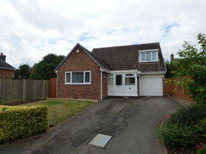 2 Bedrooms Detached House for sale in Fox Lane, Alrewas, Burton-On-Trent
