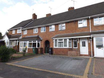3 Bedrooms Terraced House for sale in Glastonbury Crescent, Walsall, West Midlands