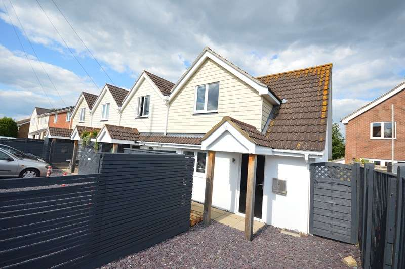 3 Bedrooms End Of Terrace House for sale in Lower Buckland Road, Lymington