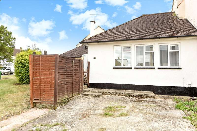 1 Bedroom Bungalow for sale in Hindhead Green, Watford, WD19