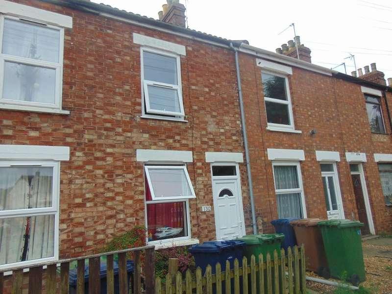 3 Bedrooms Terraced House for sale in Elizabeth Terrace, Wisbech, Cambs, PE13 2AL