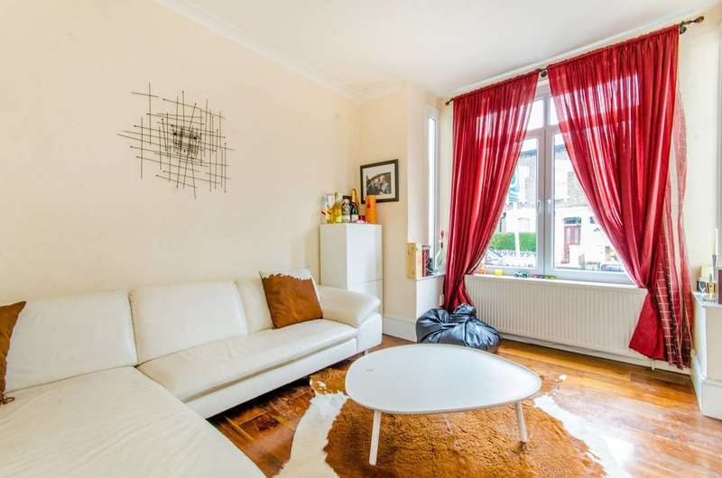 3 Bedrooms Terraced House for sale in Chatterton Road, Islington, N4