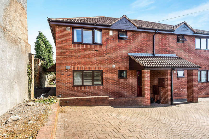 1 Bedroom Flat for sale in Hill Street, Upper Gornal, Dudley, DY3