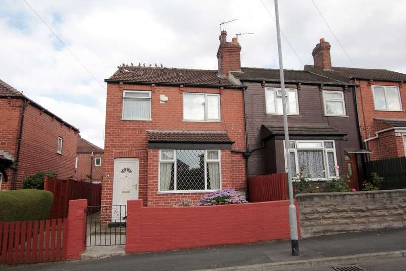 3 Bedrooms End Of Terrace House for sale in Glenthorpe Crescent, Leeds, West Yorkshire, LS9