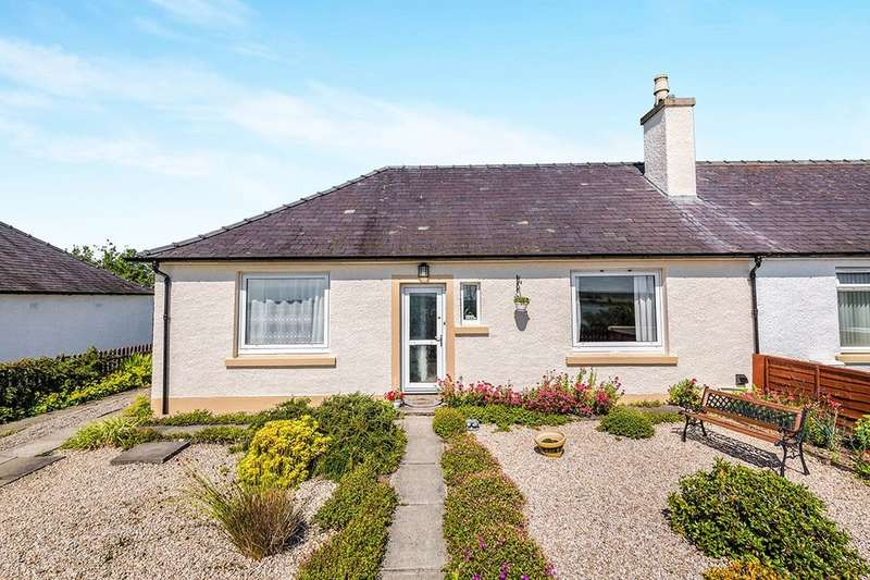2 Bedrooms Detached Bungalow for sale in King George Street, Invergordon, IV18