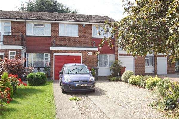 3 Bedrooms Terraced House for sale in Mercian Way, Cippenham