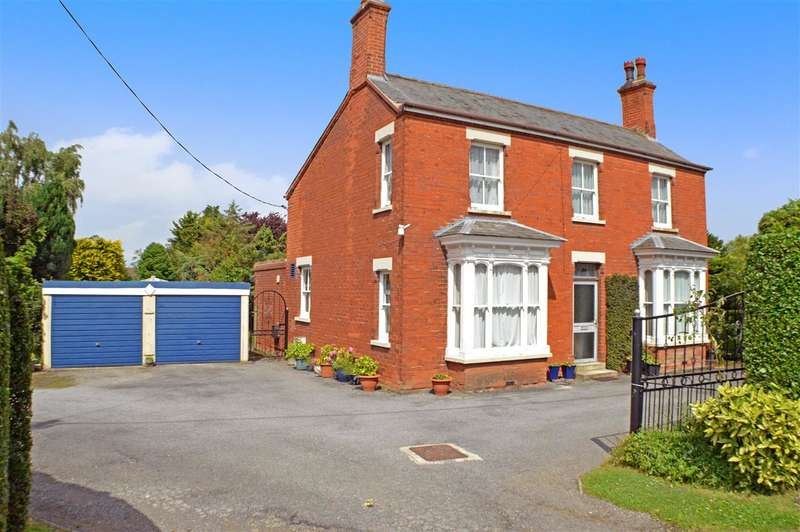 4 Bedrooms Detached House for sale in Sleaford Road, Heckington