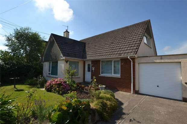 3 Bedrooms Detached Bungalow for sale in PILTON, Barnstaple, North Devon