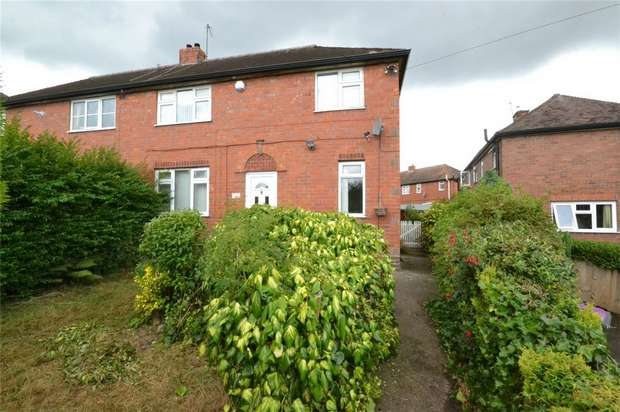 3 Bedrooms Semi Detached House for sale in Sunningdale, Hadley, Telford, Shropshire