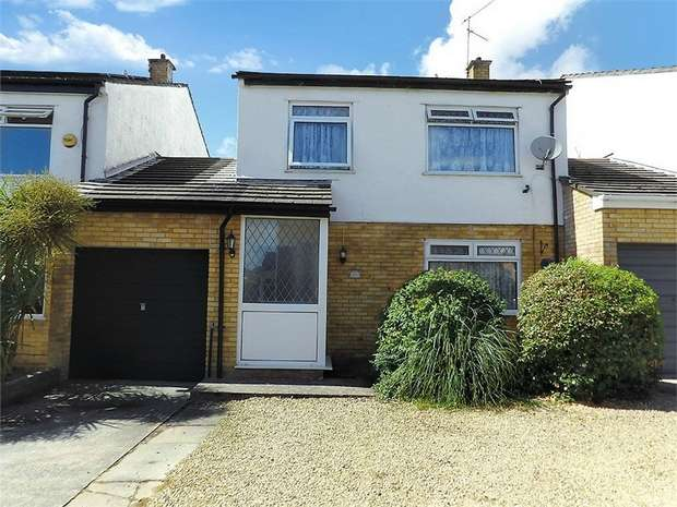 4 Bedrooms Link Detached House for sale in Wye Close, Barry, Vale of Glamorgan