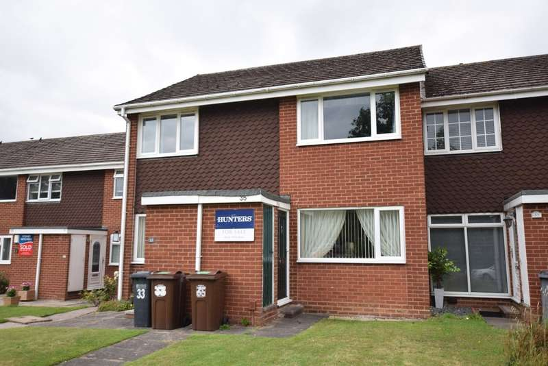 2 Bedrooms Maisonette Flat for sale in Boscobel Road, Shirley