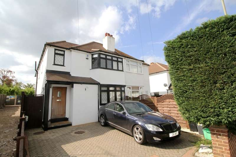 4 Bedrooms Semi Detached House for sale in Hilda Vale Road, Locksbottom